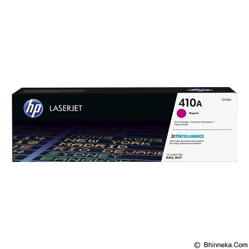 HP Magenta Toner 410A [CF413A] - Toner Printer Hp