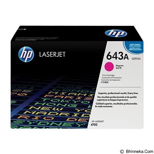HP Magenta Toner [Q5953A] - Toner Printer Hp