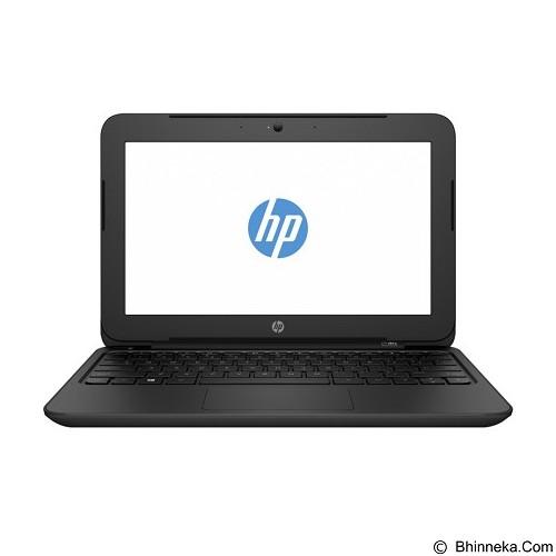 HP Notebook 11-f105TU - Black (Merchant) - Notebook / Laptop Consumer Intel Celeron