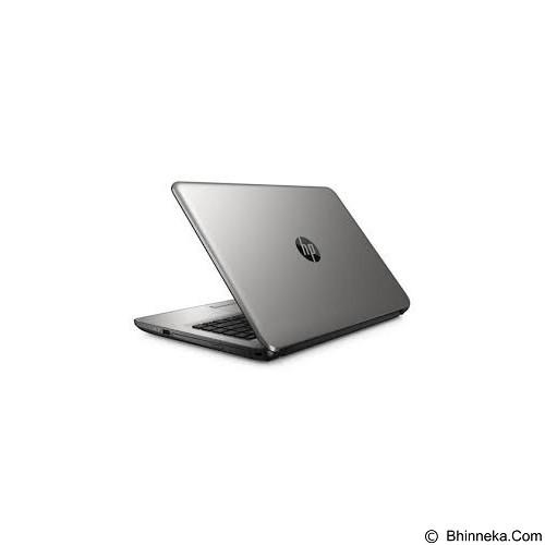 HP Notebook 14-AM503TU Non Windows - Silver (Merchant) - Notebook / Laptop Consumer Intel Core I3