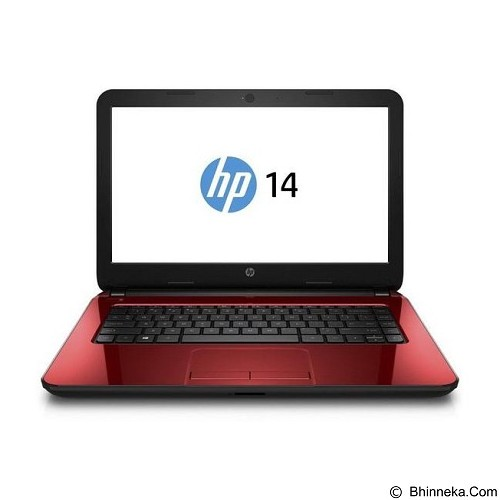 HP Notebook 14-Am102tx - Red (Merchant) - Notebook / Laptop Consumer Intel Core I5