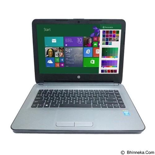 HP Notebook 14-Am102tx - Silver (Merchant) - Notebook / Laptop Consumer Intel Core I5