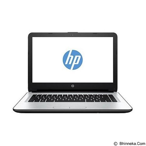 HP Notebook 14-ac145TX Non Windows - White (Merchant) - Notebook / Laptop Consumer Intel Core I3