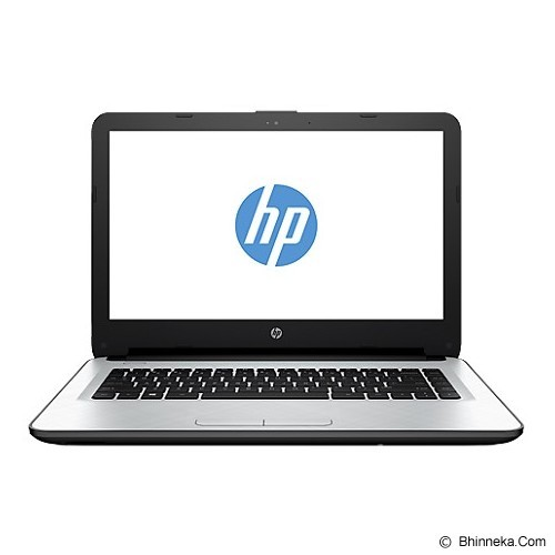 HP Notebook 14-ac157TU Non Windows - White (Merchant) - Notebook / Laptop Consumer Intel Core I3