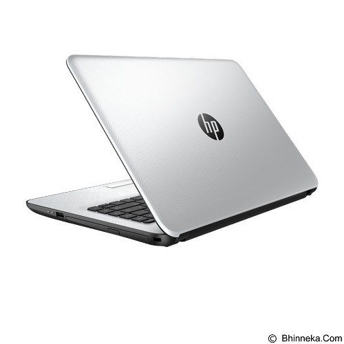 HP Notebook 14-ac187TU Non Windows [T9G43PA] - White - Notebook / Laptop Consumer Intel Core I3