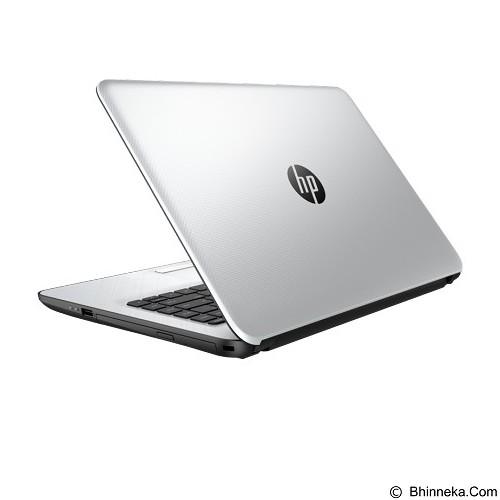 HP Notebook 14-ac187TU Non Windows [T9G43PA] - White - Notebook / Laptop Consumer Intel Core I3
