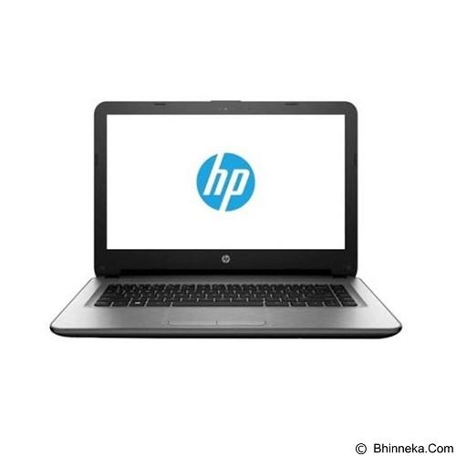 HP Notebook 14-am008TU - Silver (Merchant) - Notebook / Laptop Consumer Intel Celeron