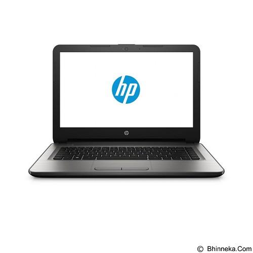 HP Notebook 14-am125TX Non Windows [1AD60PA] - Silver (Merchant) - Notebook / Laptop Consumer Intel Core I5