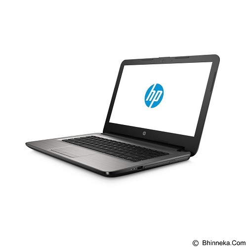 HP Notebook 14-am125TX Non Windows [1AD60PA] - Silver (Merchant) - Notebook / Laptop Consumer Intel Core I5
