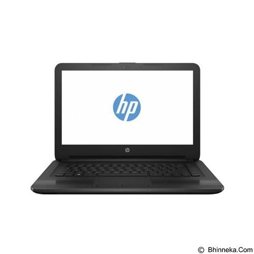 HP Notebook 14-am504TU Non Windows - Black (Merchant) - Notebook / Laptop Consumer Intel Core I3