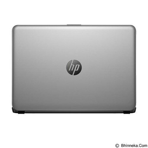HP Notebook 15-ac163TX Non Windows - Silver (Merchant) - Notebook / Laptop Consumer Intel Core I7