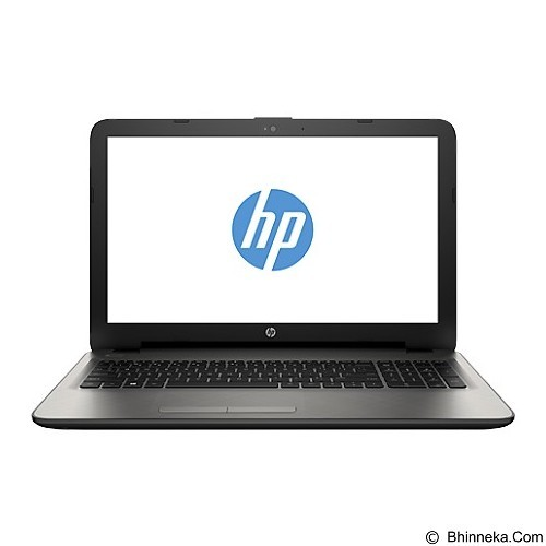 HP Notebook 15-af109AX - Silver (Merchant) - Notebook / Laptop Consumer Amd Quad Core