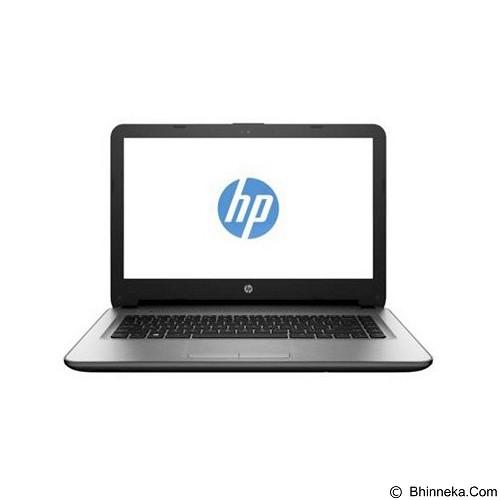 HP Notebook AC122TX Non Windows - Silver (Merchant) - Notebook / Laptop Consumer Intel Core I3