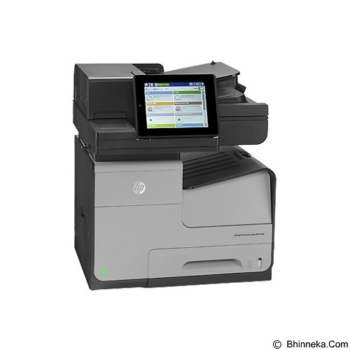 HP OfficeJet Enterprise Color MFP X585dn [B5L04A] - Mesin Fotocopy Hitam Putih / Bw