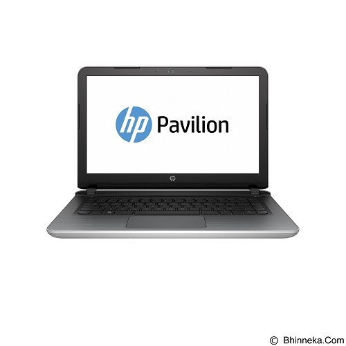 HP Pavilion 14-ab131TX - White (Merchant) - Notebook / Laptop Consumer Intel Core I5