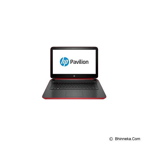 HP Pavilion 14-v204TX - Red - Notebook / Laptop Consumer Intel Core I5
