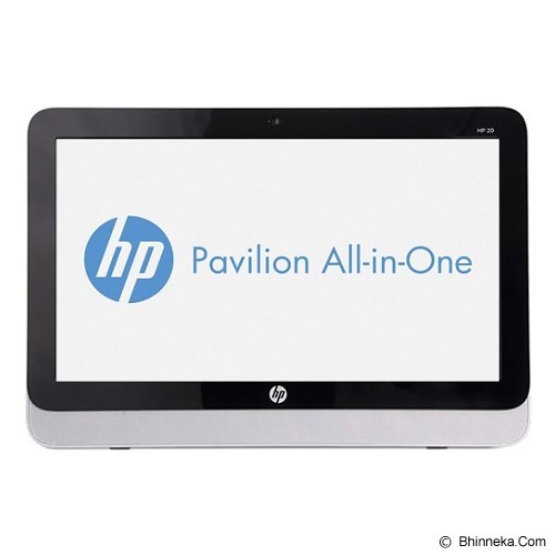 HP Pavilion 20-r023l All-in-One Non Windows [M1R02AA] (Merchant) - Desktop All in One Intel Core I5