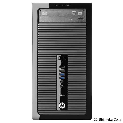 HP ProDesk 400 G1 Non Windows (8PA) Microtower - Desktop Tower / Mt / Sff Intel Core I3
