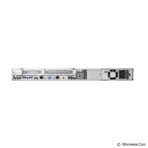 HP ProLiant DL20G9-710 (1TB) - SMB Server Rack 1 CPU
