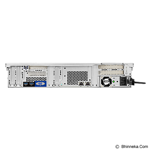 HP ProLiant DL80G9-640 (500GB) - Enterprise Server Rack 2 Cpu
