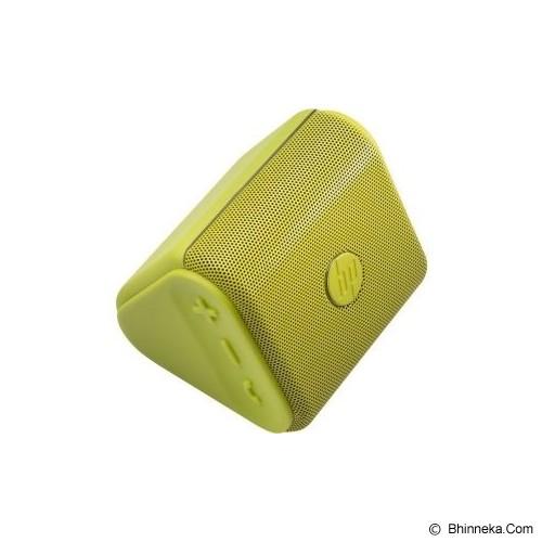 HP Roar Mini Bluetooth Speaker [G1K49AA] - Green - Speaker Bluetooth & Wireless