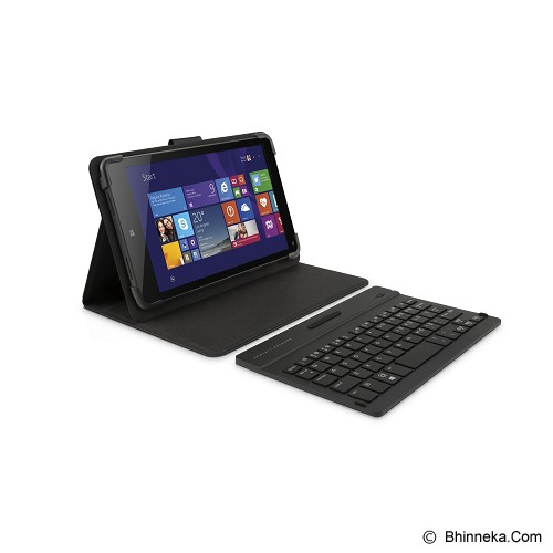 HP Stream 8 [K2L02PA#AR6] - Black - Tablet Windows