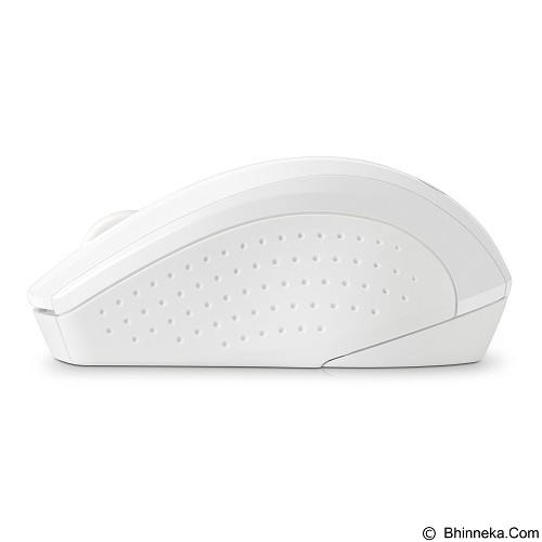 HP Wireless Mouse X3000 - Silver (Merchant) - Mouse Desktop