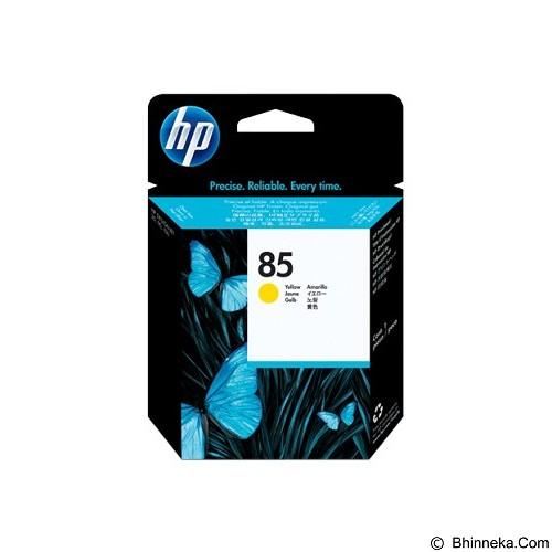 HP Yellow Printhead 85 [C9422A] - Tinta Cartridge Wide Format Hp