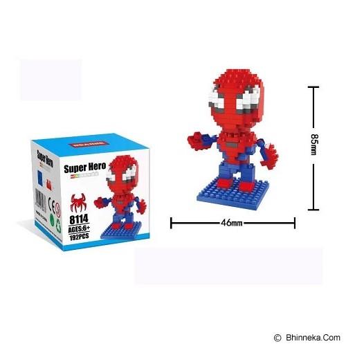 HSANHE Spiderman [8114] - Building Set Movie