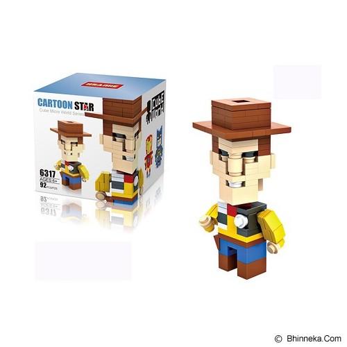 HSANHE Woody Toys Story [6317] - Building Set Movie