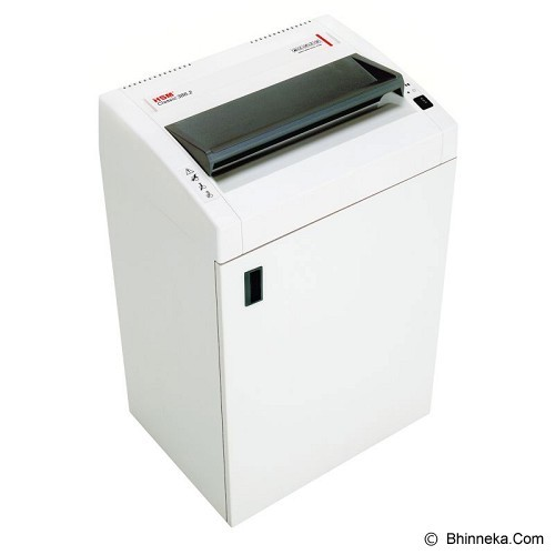 HSM Shredder Classic 386.2 (3.9 mm) (Merchant) - Paper Shredder Heavy Duty