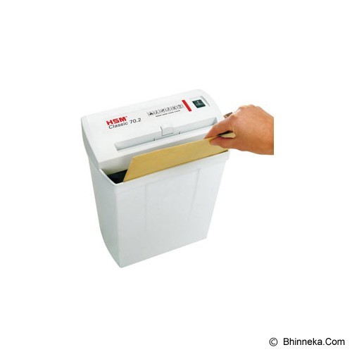 HSM Shredder Classic 70.2 (Merchant) - Paper Shredder Personal / Home