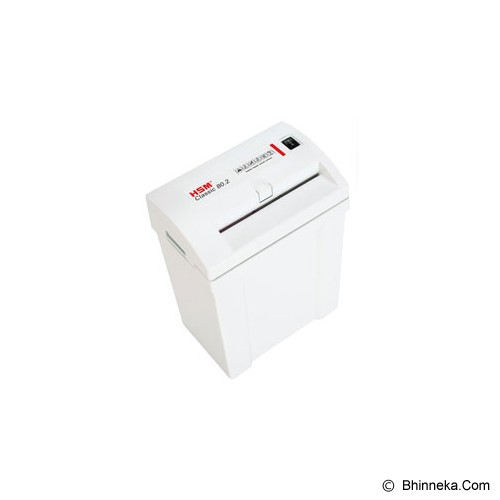 HSM Shredder Classic 80.2 (4x25 mm) - Paper Shredder Heavy Duty