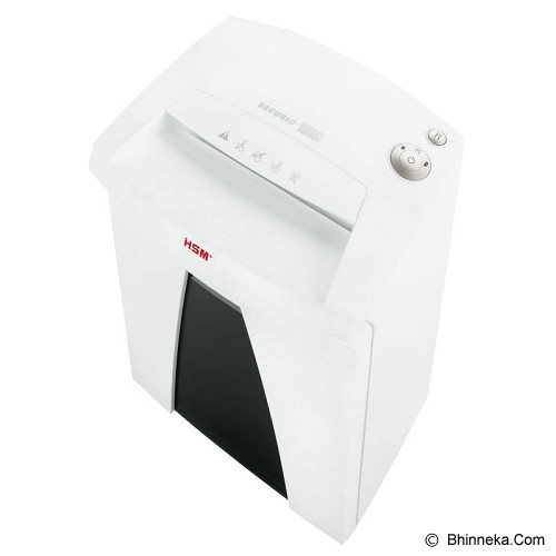 HSM Shredder Securio B24 (1.9x15 mm) - Paper Shredder Heavy Duty