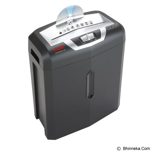 HSM Shredstar X5 (4x35 mm) (Merchant) - Paper Shredder Heavy Duty
