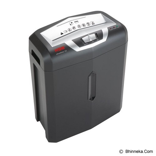 HSM Shredstar X8 (4x35 mm) (Merchant) - Paper Shredder Heavy Duty