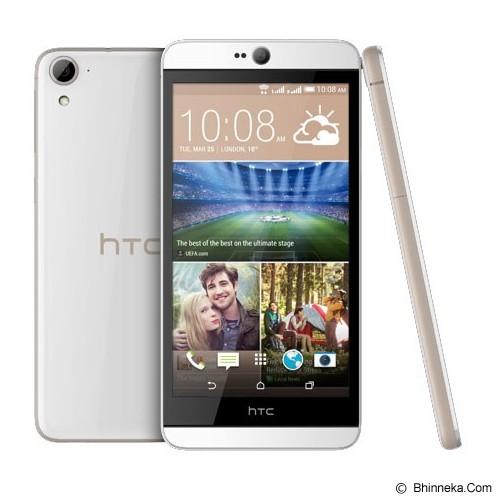 HTC Desire 826 Dual SIM - White - Smart Phone Android