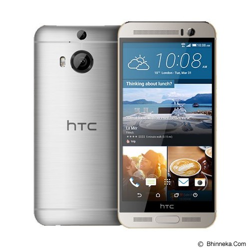 HTC M9 Plus - Silver Gold - Smart Phone Android