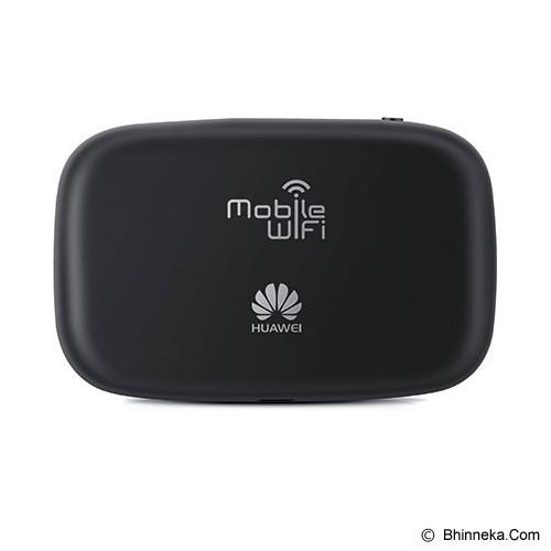 HUAWEI 3G Mobile WiFi & Extender [E5336] - Black - Modem MiFi