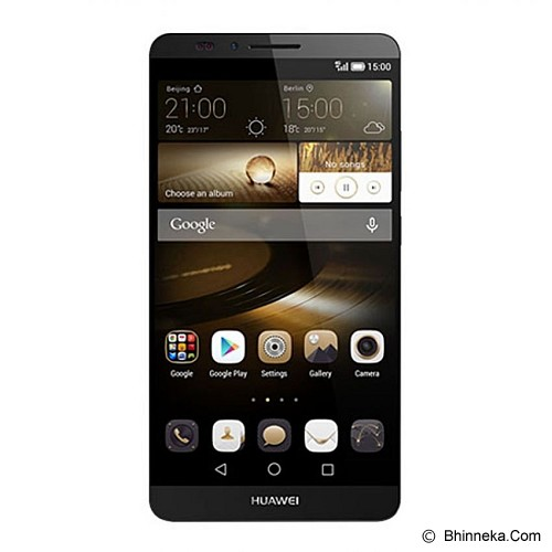 HUAWEI Ascend Mate 7 - Black (Merchant) - Smart Phone Android