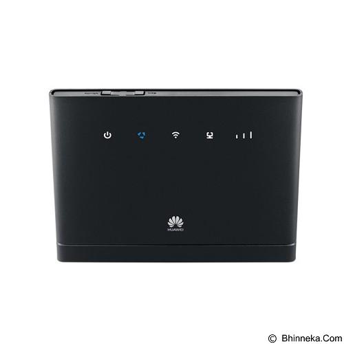 HUAWEI Home Router Modem Wifi Wireless Hotspot 4G LTE [B315] - Black (Merchant) - Modem Mifi