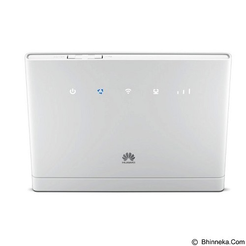 HUAWEI Home Router Modem Wifi Wireless Hotspot 4G LTE [B315] - White (Merchant) - Modem Mifi