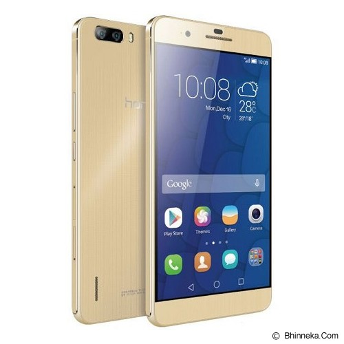HUAWEI Honor 6 Plus - Gold - Smart Phone Android