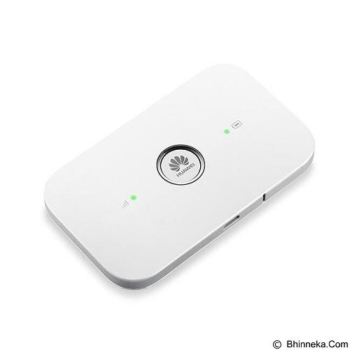HUAWEI Jumper Paket Internet 4G Telkomsel Halo 180GB 12Bulan - White (Merchant) - Modem Mifi