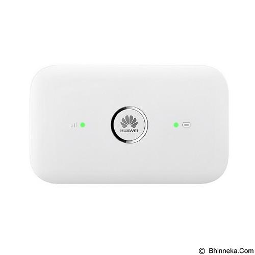 HUAWEI Mobile WiFi 4G LTE [E5573] - White (Merchant) - Modem Mifi
