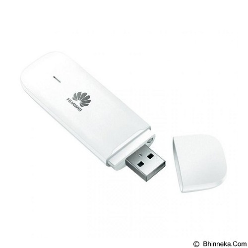 HUAWEI Modem Dongle 21Mbps [E3531] - White (Merchant) - Modem Usb