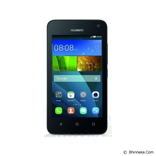 HUAWEI Y3 - Black (Merchant) - Smart Phone Android