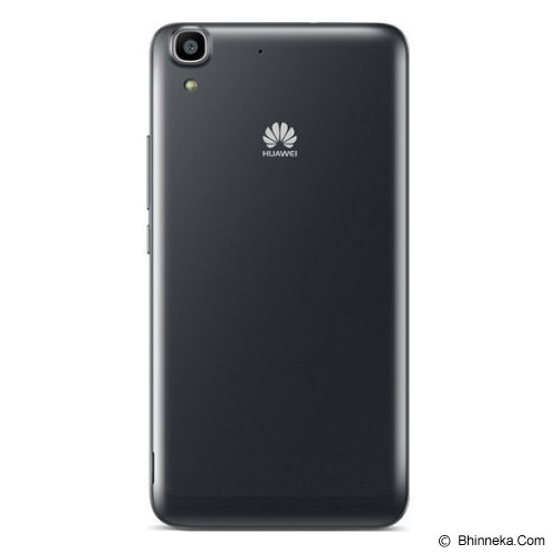 HUAWEI Y6 LTE (8GB/2GB RAM) - Black (Merchant) - Smart Phone Android