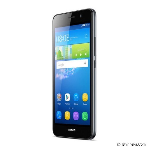 HUAWEI Y6 LTE (8GB/2GB RAM) - White (Merchant) - Smart Phone Android