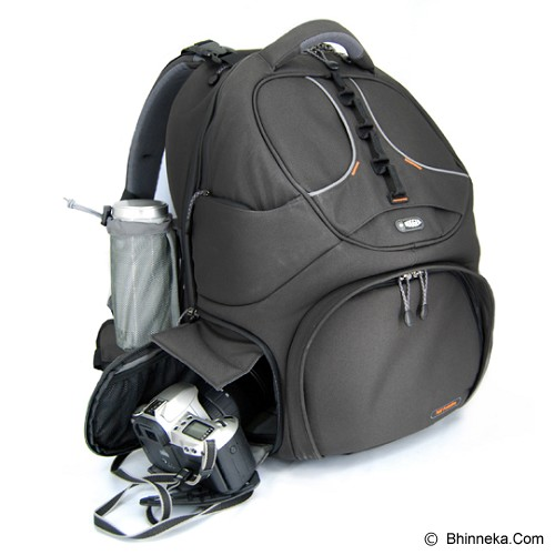 HUGGER The Whole Hogg - Dark Brown - Camera Backpack
